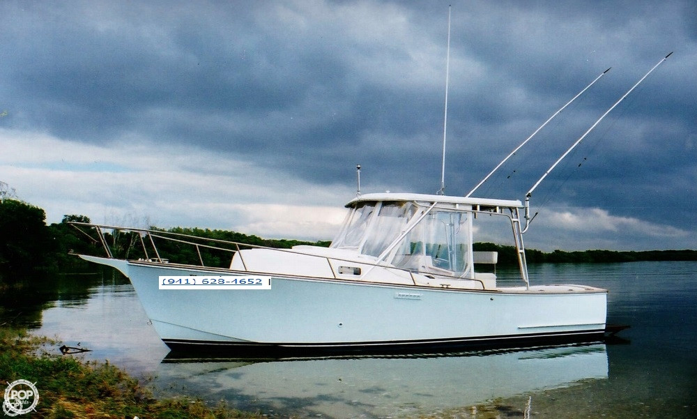 Used Boca Grande 26 Express Sports Fishing Boat For Sale