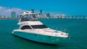 Used Sea Ray SEDAN BRIDGESEDAN BRIDGE Flybridge Boat For Sale