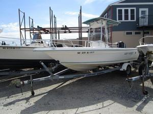 Used Key West 20 CC20 CC Center Console Fishing Boat For Sale