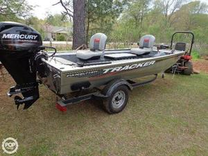Used Tracker Panfish 16 Bass Boat For Sale