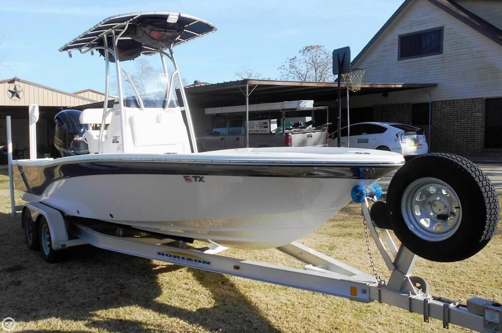 2012 used sea fox 220 xt bay fox center console fishing for Fishing boats for sale in texas