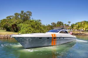 Used Otam Millennium Express Cruiser Boat For Sale