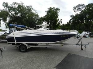 Used Hurricane 188188 Deck Boat For Sale