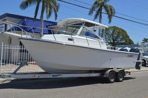 New Parker 2510 XLD WA2510 XLD WA Walkaround Fishing Boat For Sale