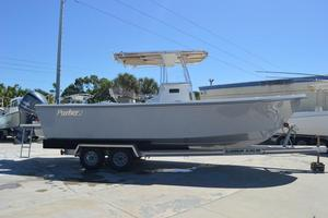 New Parker 2500 SE2500 SE Center Console Fishing Boat For Sale