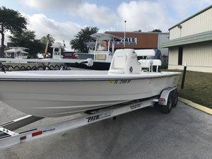 Used Pathfinder 2400 TE2400 TE Freshwater Fishing Boat For Sale