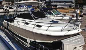 Used Robalo R 305 Walkaround Sports Cruiser Boat For Sale