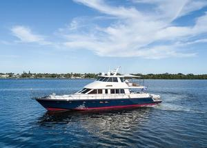 Used Hunt Yachts 80' Motor Yacht For Sale