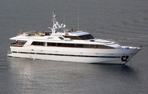Used Azimut 105 Fly Motor Yacht For Sale