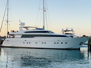 Used Sanlorenzo SL88 Motor Yacht For Sale