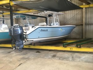 Used Angler 26002600 Center Console Fishing Boat For Sale