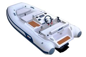 New Ab Inflatables Jet 330 Tender Boat For Sale