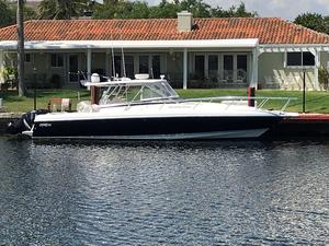 Used Intrepid 377 Trip Verado 300 Cuddy Cabin Boat For Sale