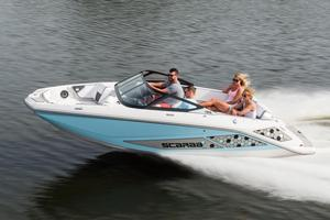 New Scarab 195 ID195 ID Jet Boat For Sale