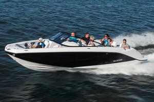 New Scarab 255 G255 G Jet Boat For Sale