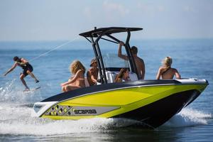 New Scarab 195 Open ID195 Open ID Jet Boat For Sale