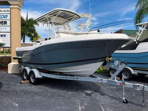 Used Striper 220 Center Console Center Console Fishing Boat For Sale