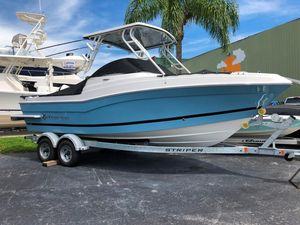 New Striper 220 Center Console Center Console Fishing Boat For Sale