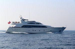 Used Bugari Motor Yacht For Sale