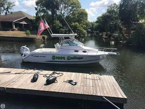Used Pro-Line 26 walk Walkaround Fishing Boat For Sale