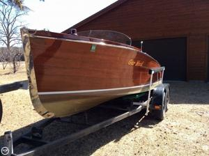 Used Garwood 766 Custom Utility Antique and Classic Boat For Sale