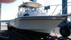 Used Grady-White Marlin 300 Cruiser Boat For Sale