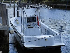Used Sea Vee 280 Open Center Console Fishing Boat For Sale