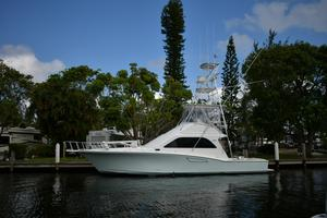 Used Cabo 47 Flybridge Sportfisher47 Flybridge Sportfisher Saltwater Fishing Boat For Sale