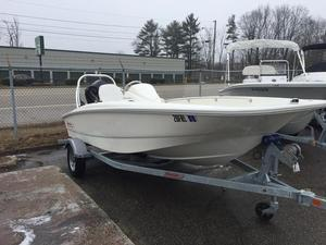 New Boston Whaler 15' SUPER SPORT15' SUPER SPORT Deck Boat For Sale