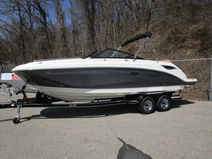 New Sea Ray 250 Sundeck250 Sundeck Bowrider Boat For Sale