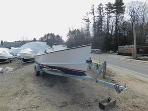 New Seaway 18 Sport Downeast Fishing Boat For Sale