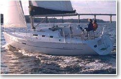 Used Beneteau 323 Daysailer Sailboat For Sale