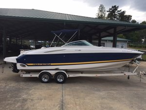 Used Monterey Super Sport 268 SSSuper Sport 268 SS Ski and Fish Boat For Sale