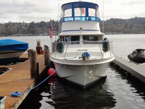 Used Uniflite 36 Double-Cabin Aft Cabin Boat For Sale