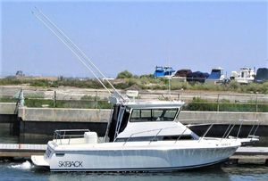 Used Skipjack Sports Fishing Boat For Sale