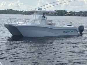 Used Hydrocat 300C Power Catamaran Boat For Sale