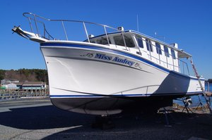 Used Donelle 43 SE Sports Fishing Boat For Sale