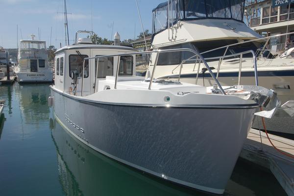 New Seapiper 35 Trawler Boat For Sale
