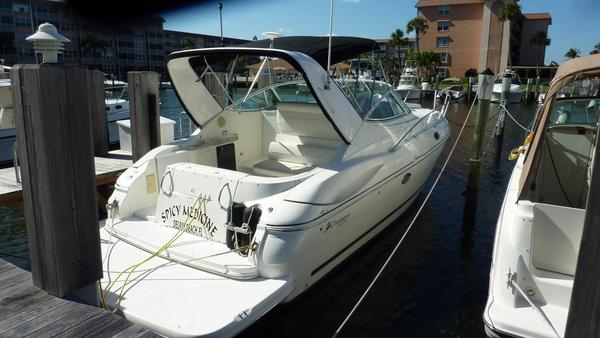 Used Cruisers 320 Express Cruiser Boat For Sale