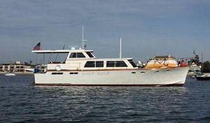 Used Motor Yacht Santa Barbara 51 Motoryacht Motor Yacht For Sale