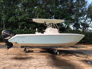 Used Venture 27 Open Saltwater Fishing Boat For Sale