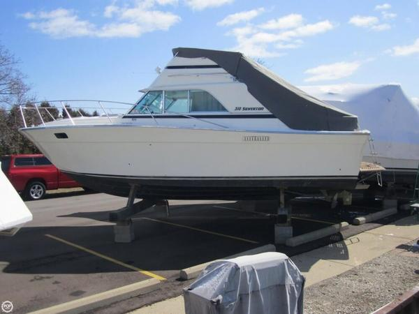 Used Silverton 310 Sports Fishing Boat For Sale