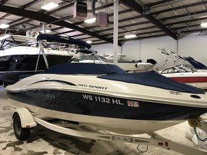 Used Sea Ray 185 Sport Motor Yacht For Sale