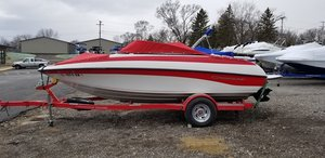 Used Crownline 18SS Bowrider Boat For Sale