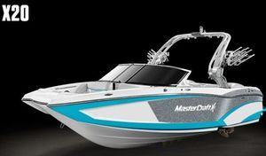 New Mastercraft X Series X20 Motor Yacht For Sale