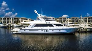 Used Hargrave 85 Motor Yacht For Sale
