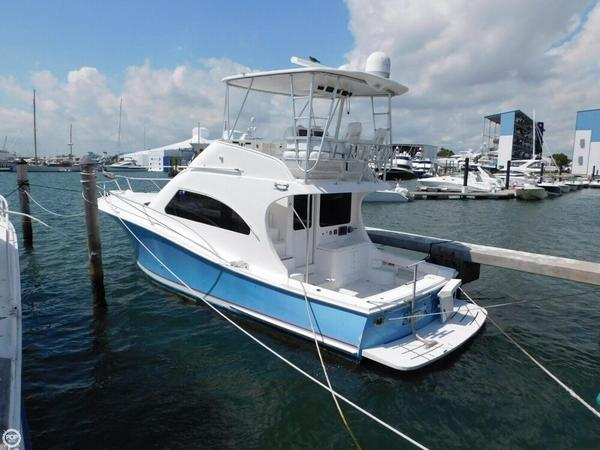 Used Luhrs 41 Sports Fishing Boat For Sale