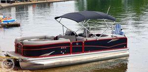 Used Premier Pontoons 240 Sunsation PTX Pontoon Boat For Sale