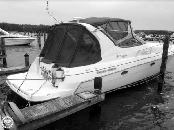 Used Cruisers Yachts Express 3375 Express Cruiser Boat For Sale