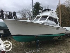 Used Cape Dory 36 Convertible Sports Fishing Boat For Sale